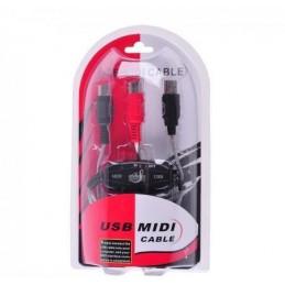 Konwerter USB wt.MIDI...