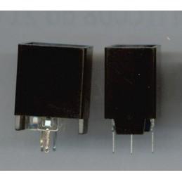 Pozystor 3-PIN czarny wąski 9R0 R-9 om