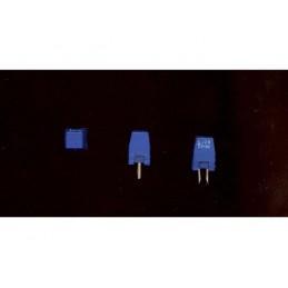 Pozystor niebieski mały P190 2-pin