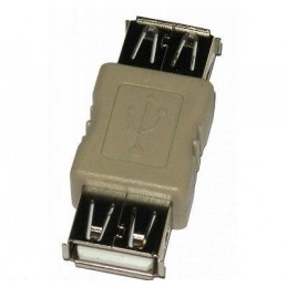 Przejście gn.USB-A-gn.USB-A - ZLA0615