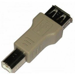 Przejście gn.USB-A - wt.USB-B - ZLA0616