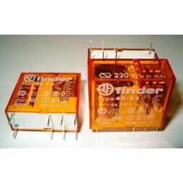 Przekażnik RM94P-F40.52.8.230.0000 230VAC 2x8A PRZEŁ.