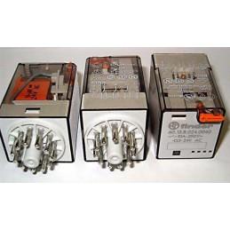 Przekażnik R15 3PDT - F60.13.8.024.0040 24V AC 10A