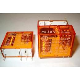 Przekażnik RM94P-F40.52.8.012.0000 12VAC 2x8A PRZEŁ.