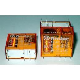 Przekażnik RM83P-F40.61.8.230.0000 230VAC 1x16A PRZEŁ.