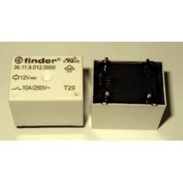 Przekażnik F36.11.9.012.4001 12V/10A przełączny