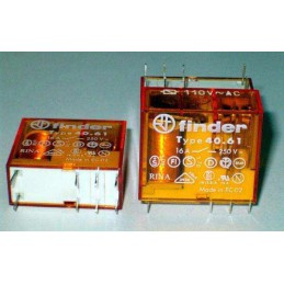 Przekażnik F40.61.8.110.0000 110V AC 1x16A przełączny