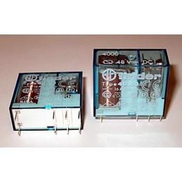 Przekażnik RM83P-F40.61.9.048.0000 48VDC 1x16A PRZEŁ.