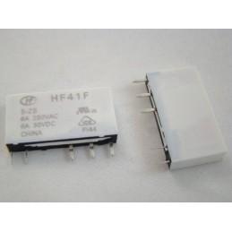 Przekażnik HF41F-005-ZS 5V 6A szer. 5mm 1-styk przełączny