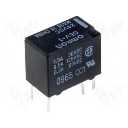 Przekażnik 24V-0,5A G5V-1 - G5V1-24