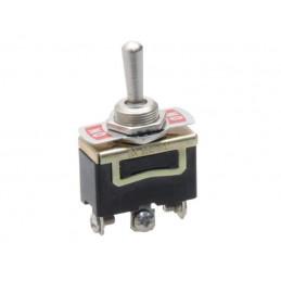 Przełącznik hebelkowy ON-OFF-ON 3-pin 3-poz (ŚR) KN3B-103 - PRK0030-3