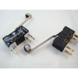 Mikroprzełącznik 83-133S 54ER-34,4 z rolką