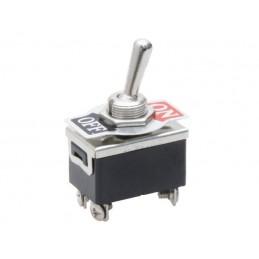 Przełącznik hebelkowy ON-OFF DUŻY 4-pin KN3C-201 - 4905