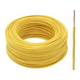 Przewód LgY 1x1mm Żółty