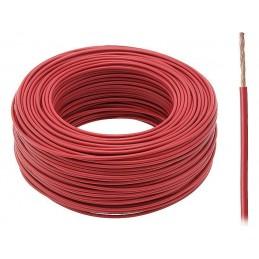 Przewód LgY 1x2,5mm czerwony