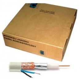 Przewód koncentryczny YWDXek 75-0.59+2x0.5 - KAB0028