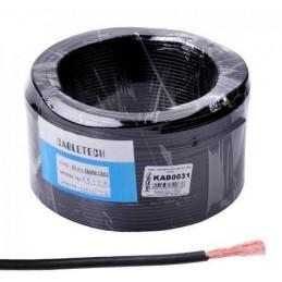 Przewód koncentryczny RG174 50ohm CU+CU - KAB0031 - 4000