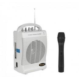 Zestaw nagłośnieniowy przenośny z mikrofonem SH222U - MIK0132