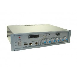 Wzmacniacz radiowęzłowy PA45 (bluetooth, 45W USB) - 010118