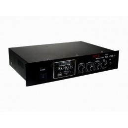 Wzmacniacz radiowęzłowy PA Z60SD miksujący ( SD USB FM) - 004385