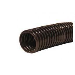 Rura karbowana czarna 22-18 - 000984