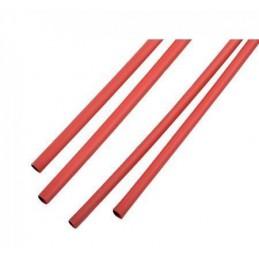 Rurka termokurczliwa 8mm-4mm - 1m - czerwona-NAR0260