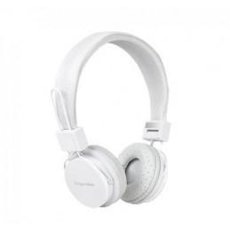 Słuchawki Kruger&Matz WAVE nauszne białe - KM0633