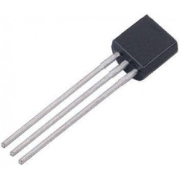 Stabilizator napięcia 78L05 5V 0,1A TO92 / LM78L05ACZ
