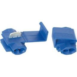 Szybkozłączka do kabli 1,5-2,5mm2 niebieska - 601062