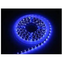 Taśma LED 12V niebieska zalewana 300/3528