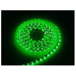 Taśma LED 12V zielona zalewana 300/3528