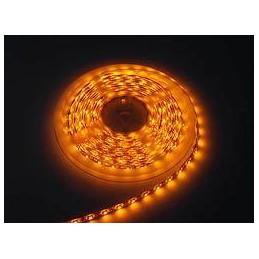 Taśma LED 12V żółta zalewana 300/3528
