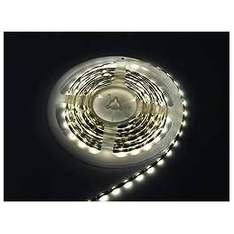 Taśma LED 12V biała BOCZNA ciepła zalewana