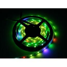 Taśma LED 12V RGB 300led 5050 zalewana IP65 - 70-989