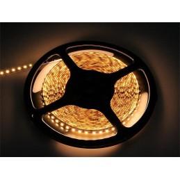 Taśma LED 12V biała ciepła 600/3528