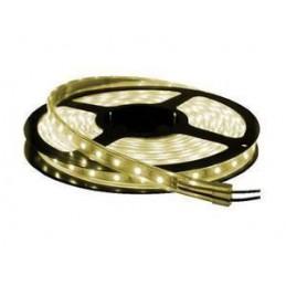 Taśma LED 12V biała BOCZNA ciepła w osłonie