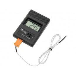 Termometr - miernik temperatury z sondą - 50-306