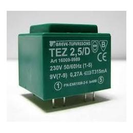 TEZ2,5/D 230/15V...