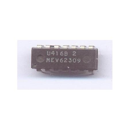 U.S. U416B obudowa DIL14