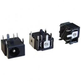 Gniazdo DC LAPTOP COMPAQ, ACER, HP pin śr. 1,65mm 4878116