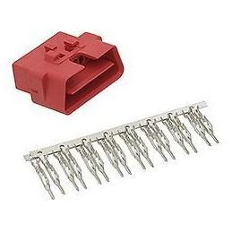 Gniazdo OBD 16-pin z terminalami - 1334