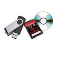 Nośniki danych CD-R , DVD-R, karty pamięci, pendrivy