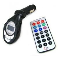 Transmitery FM i adaptory MP3