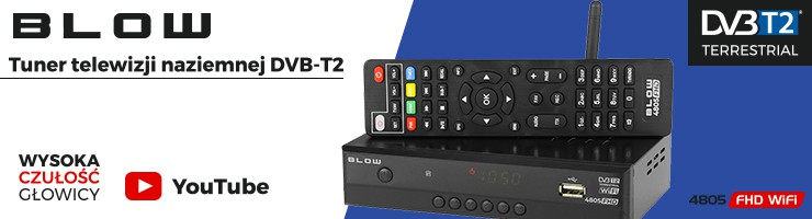 BLOW - Tuner DVB-T